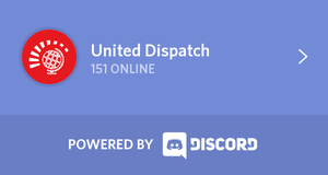 Unser Discord-Server: United Dispatch