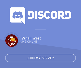 Join our community of investors on Discord