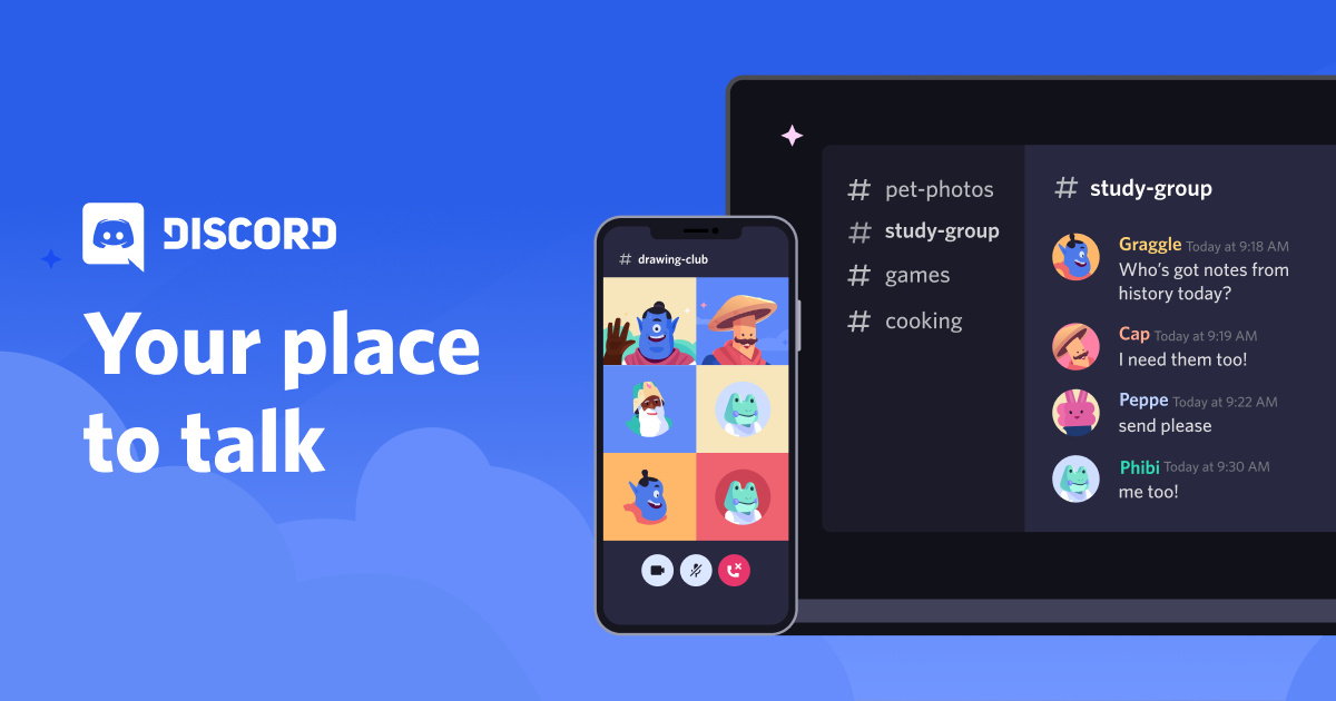 Discord | Your Place to Talk and Hang Out